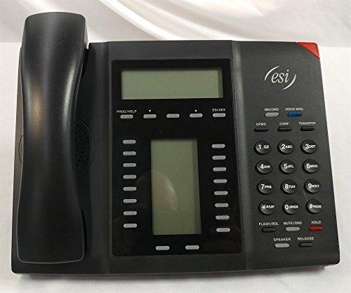 ESI 60D ABP 5000-0594 Self Labeling Digital Telephone with Full Duplex Speakerphone and Backlit Display