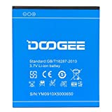 Battery rechargeable 2400mAh for 'DOOGEE' X5, X5 pro android smartphone