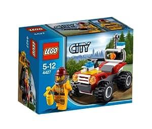 LEGO City 4427 - Todoterreno de Bomberos