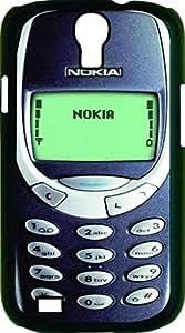 Nokia - Hard Black Plastic Snap - On Case --Samsung? GALAXY S3 I9300 - Samsung Galaxy S III - Great Quality!