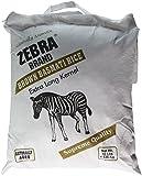 zebra basmati rice - Naturally Aromatic Zebra Brown Basmati Rice Extra Long Kernel 10 Lb Bag - NET Wt 10 Lbs