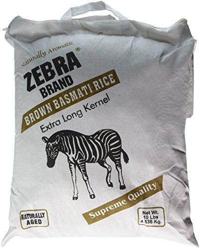 basmati rice zebra - 3