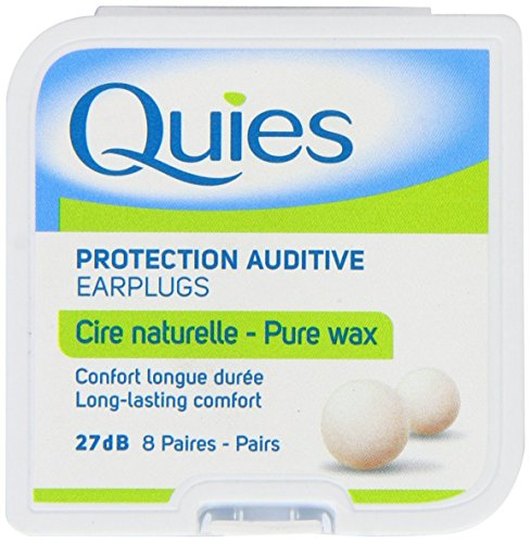 Caswell-Massey Boules Quies Ear Plugs, 8 (Fitting Ear Plugs)