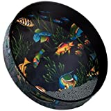 Remo Ocean Drum - Fish Graphic, 12