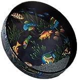 Remo Ocean Drum - Fish Graphic, 12\
