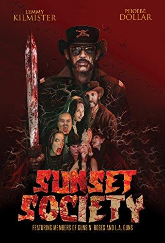 Sunset Society: Limited Edition [Blu-ray / DVD / CD / 7'' Vinyl]