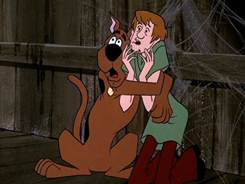 Go Away Ghost Ship (Scooby Doo)