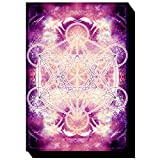 Yugioh Card Sleeves - Purple Magical Circle - 50ct