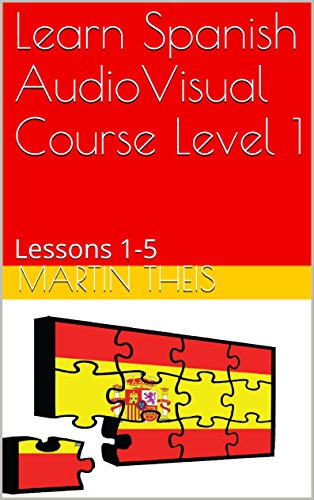 Learn spanish audiovisual course level 1 lessons 1 5 prospanish learn spanish audiovisual course level 1 lessons 1 5 prospanish course by fandeluxe Choice Image