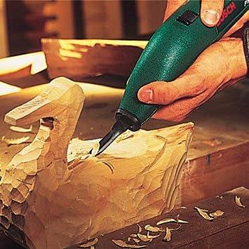 Silverline 451388 Form/ón para madera Plata