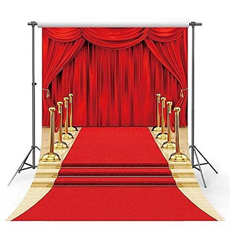 Hollywood - Cortinas de Vinilo con diseño de Alfombra roja ...