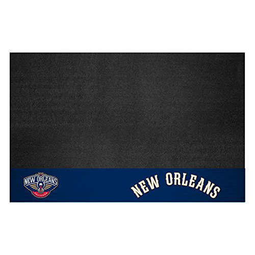 Fanmats NBA New Orleans Pelicans Grill Mat, Small