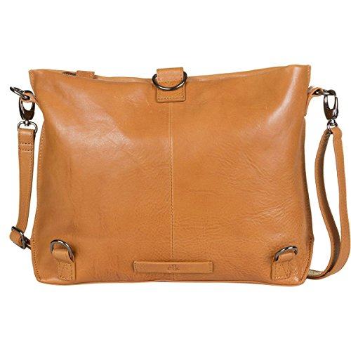 Elk Accessories Nuoli Mini Backpack - Women's Honey, One Size by Elk Accessories