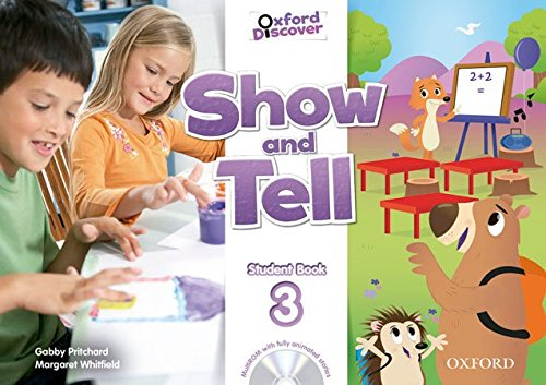 Show and Tell: Level 3: Student Book and MultiROM - Show Level