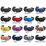 Bucky Luggage 40 Blinks Ultralight Sleep Mask, Navy, One Size
