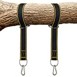 StrapMate - Tree Swing Hanging Kit - Two 4 Foot Straps Holds 2800 lbs (SGS ...
