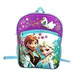Best Frozen Backpacks - Disney Frozen Large Backpack Exclusive Rucksack Official Licensed Review