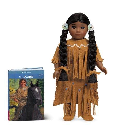 Kaya Mini Doll - Kaya Mini Doll (American Girls Collection Mini Dolls) by American Girl Editors (2011) Misc. Supplies