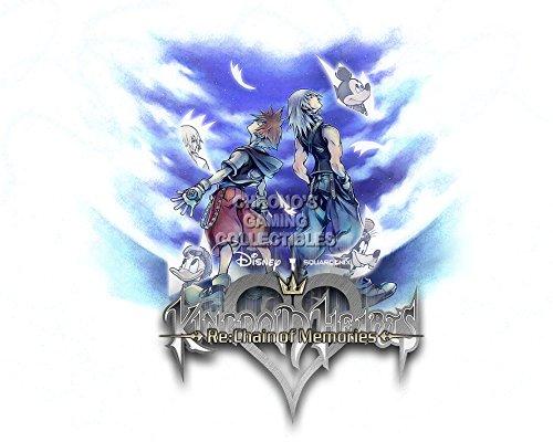 CGC Huge Poster - Kingdom Hearts Chains of Memories Nintendo GBA - KHT005 (24