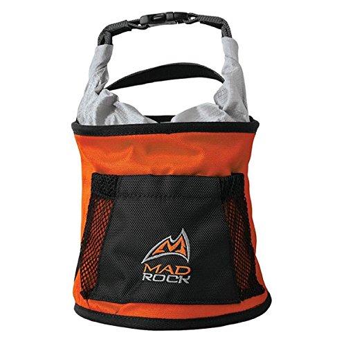Mad Rock Chalk Pot Orange, One Size ()