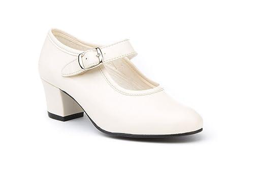 Spain Made Para Niña MujerMod302Calzado Zapatos Y In Flamenca SzMpGqUV