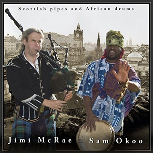 Scottish Pipes & African (African Pipe)