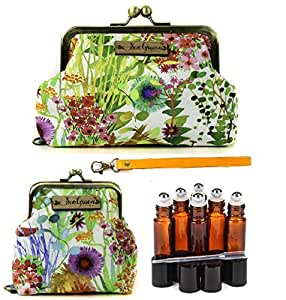 Sew Grown Essential Oils Carrying Case Kit #1