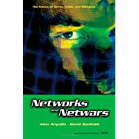 Networks and Netwars: The Future of Terror, Crime, and Militancy