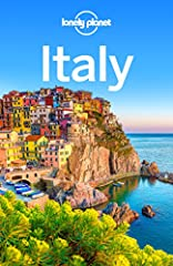 Lonely Planet: The world's leading travel guide publisher Lonely Planet Italy is your passport to the most relevant, up-to-date advice on what to see and skip, and what hidden discoveries await you. Wander through chariot-grooved streets in P...