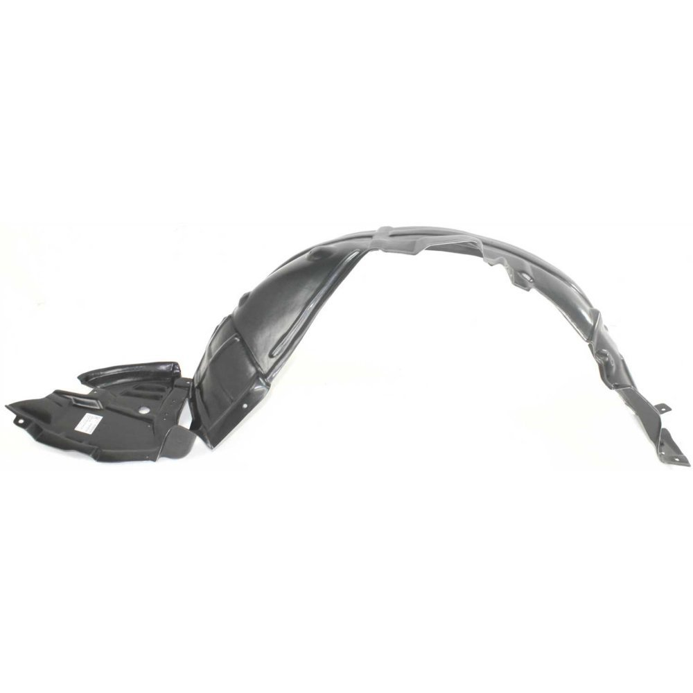 Fender Liner Compatible with 2008-2011 Lexus GS350 GS460 Front Left /& Right Side Set of 2