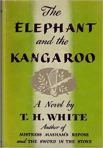 The Elephant And The Kangaroo