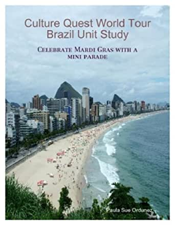 a study of brazil and its culture Managing across cultures case study on mcdonalds and its culture print reference this  brazil 560 singapore 121 spain 276 denmark 83 malaysia 194 thailand 88  the.