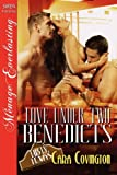 Love under Two Benedicts, Cara Covington, 1610341430