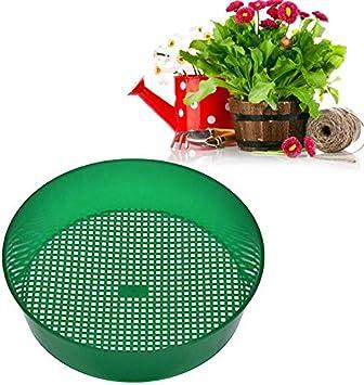 Maceta de plástico para plantas, de plástico, para jardinería o ...