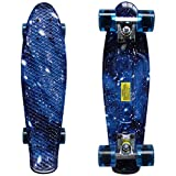 RIMABLE Complete 22'' Skateboard Galaxy3