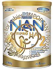 Nestlé NAN OPTIPRO Stage 2 H.A. Follow-on Milk Formula, 6 months onwards, 800g
