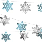 Amscan International Decorative String Value Snowflake