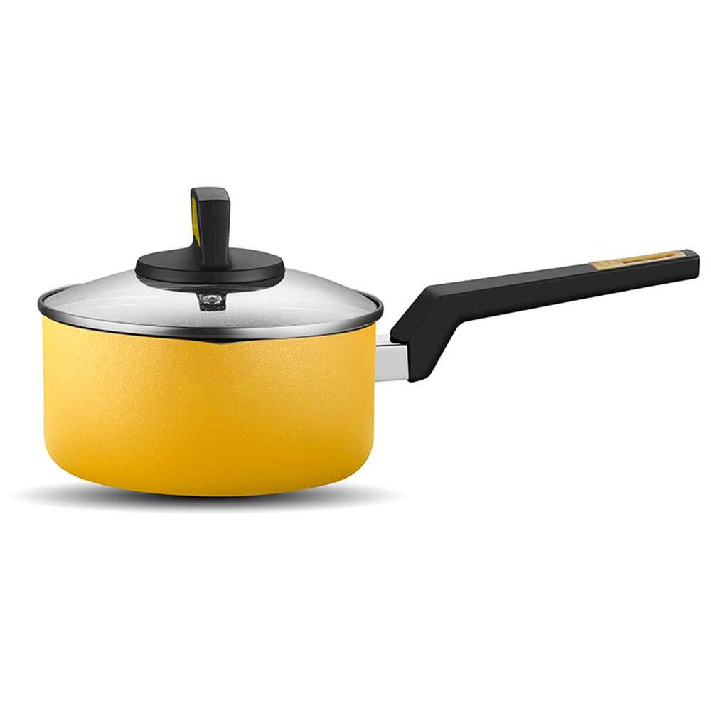 DASENLIN Pan Maifan Stone Milk Pan Baby Nonstick Pan Mini Pan Induction Cooker General Cookware [Energy Class A]