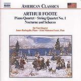 Classical Music : Piano Quartet / String Quartet No. 1 / Nocturne and Scherzo