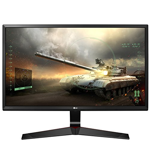 affordable LG 27MP59G-P 27-Inch Gaming Monitor with FreeSync