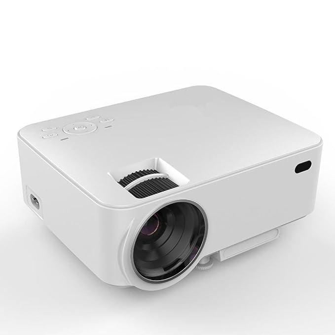 T20 1500 lúmenes LED 1080 alta resolución hogar entretenimiento ...