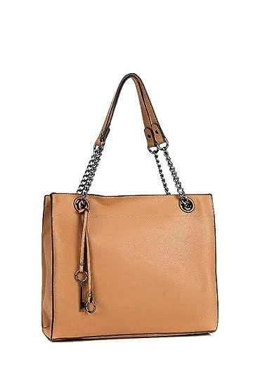 geringster Preis de90e 1cc3d Angkorly - Handtaschen Shopper Taschen Schultertaschen Tote ...