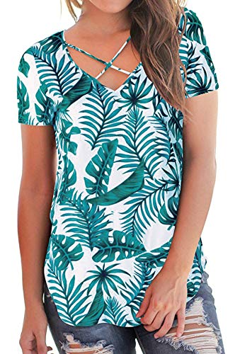 onlypuff Top Summer Loose Tops for Women