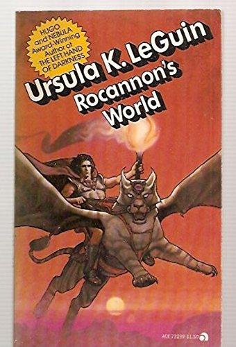 ROCANNON'S WORLD, Le Guin, Ursula K. [or as Ursula K. LeGuin]