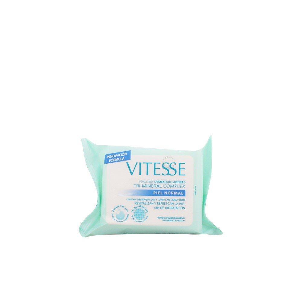 Vitesse Toallitas Desmaquillantes - 20 toallitas - 200 ml: Amazon.es: Belleza