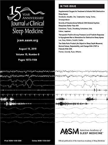 Journal of Clinical Sleep Medicine