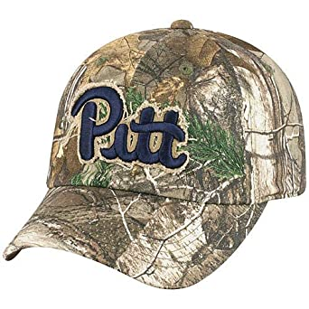 Mens Camouflage Baseball Cap - Pitt Panthers at Amazon Men s ... 99447b99f12