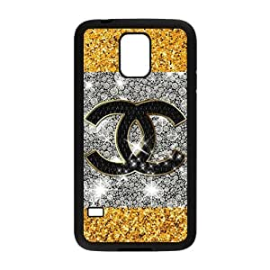 Happy Famous brand logo Chanel design fashion cell phone case for samsung galaxy s5