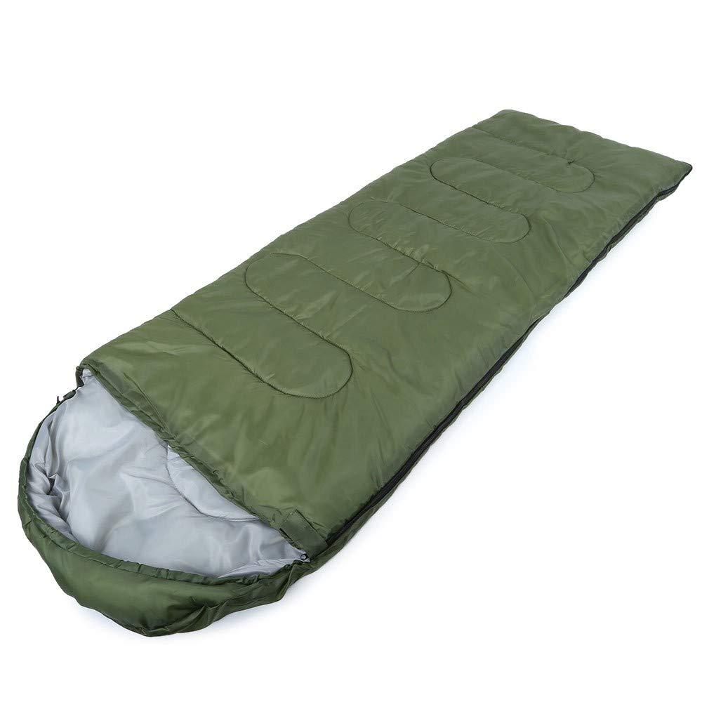 TONGSD Schnelle Aufblasbare Camping Lay Bag Mit Kapuze Baumwolle Für Kaltes Wetter Air-Sofa Outdoor Strand Luft-Bett Falten Schlafen Faule Tasche