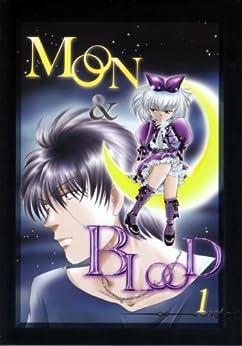 Moon and Blood 1 (Japanese Edition) by [Nao Yazawa]